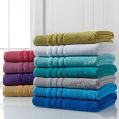 BH STUDIO® Solid Oversized Cotton Bath Sheet,