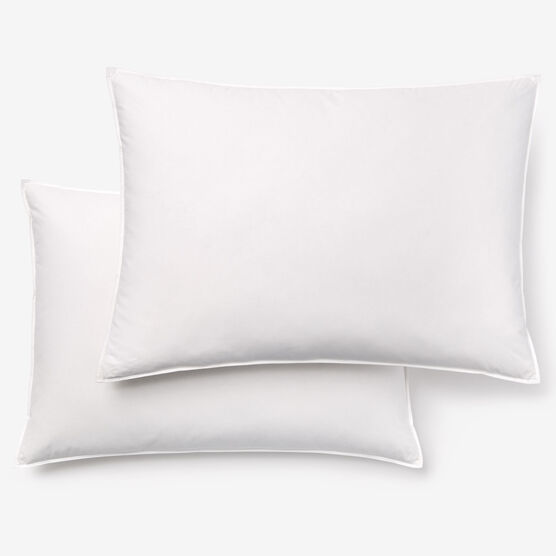 Natural Filled Chambered Pillow,