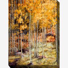 Hidden Gold Wall Art,