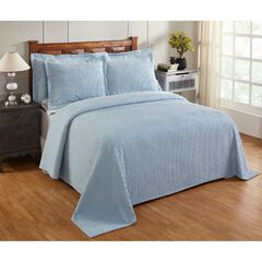 Better Trends Jullian Collection in Bold Stripes Design Bedspread,