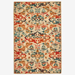 "Alanya 20"" x 46"" Rug, RED MULTI"
