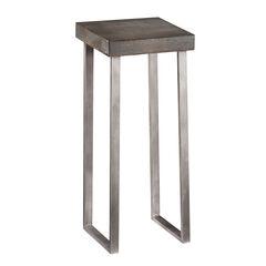 Pedestal Accent Table,
