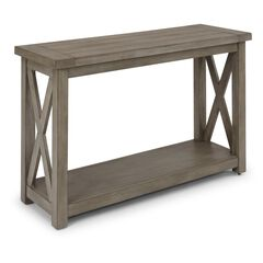 Mountain Lodge Gray Table, Console,