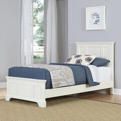 Naples Twin Bed,