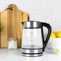 1.7L Rapid Boil Digital Electric Kettle ,