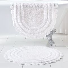 Crochet Bath Mat Collection,