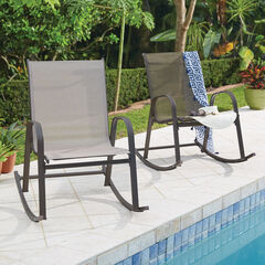 Oversized Outdoor Rocker,