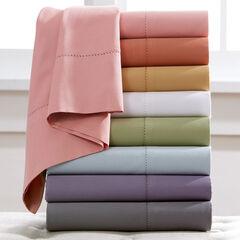 400-TC Cotton Hemstitched Sheet Set,