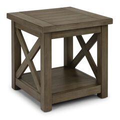 Mountain Lodge End Table by Home Styles,