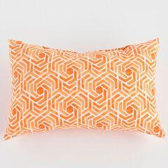20' x 13' Lumbar Pillow, LEISURE FRESCO CLAY