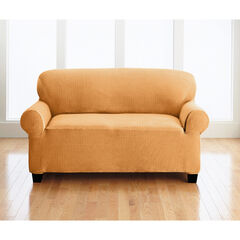BH Studio Brighton Stretch Loveseat Slipcover,