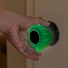 Glow Grips Door Knob Covers,