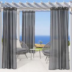 No Se'Um Insect Repellent Outdoor Curtain,