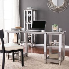 Wedlyn Mirrored Desk,
