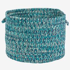 Shine Ocean Blue Multi Basket , BLUE