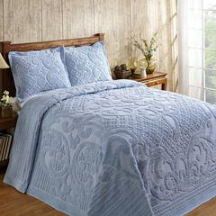 Ashton Collection Tufted Chenille Bedspread by Better Trends,