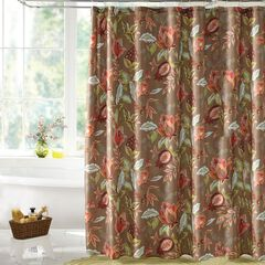 13-Pc. Sadie Floral Shower Curtain Set,