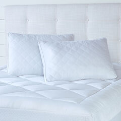 Adoria Eyelet Pillow 2-Pack,