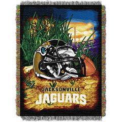 Jaguars Home Field Advantage Throw,