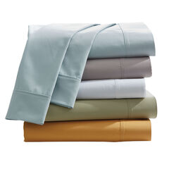420-TC. Wrinkle-Free Cotton Sheet Set,