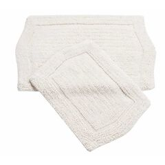 Waterford 2 Piece Set Bath Rug Collection,