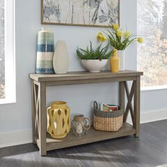 Mountain Lodge Console Table by Home Styles,