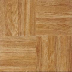 """Sterling 12"""" x 12"""" Self Adhesive Vinyl Floor Tile,"""