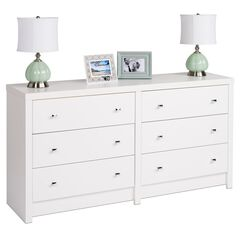 Calla 6-Drawer Dresser,