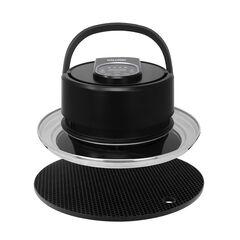 Kalorik Digital Universal Air fryer Lid, Black,