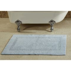"""Lux Collections Bath Mat Rug 21"""" X 34"""" Rectangle,"""
