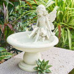 Fairy Birdbath,