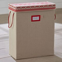 Gift Wrap Storage Bag,