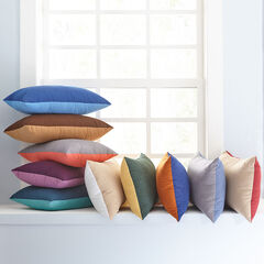 BH Studio® Reversible Quilted Lumbar Pillow,
