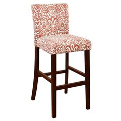 Morocco Bar Stool Lava,