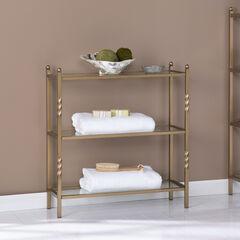 Reinzo 3-Tier Bathroom Shelf,