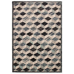 Liora Manne Fresco Cubes Indoor/Outdoor Rug,