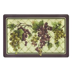 "Anti-Fatigue Mat 18"" x 30"", GRAPE"