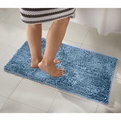2-Pc. Chenille Noodle Rug Set, ASHLEY BLUE