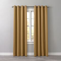 Edison Blackout Grommet Curtain,