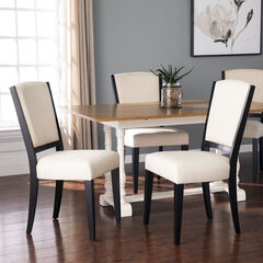 Drickstonly Upholstered Dining Chairs – 2pc Set,