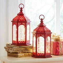 string light lantern