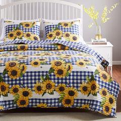 Sunflower Gold Quilt Set,