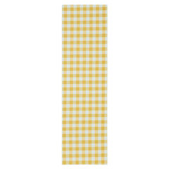 Buffalo Check Table Runner - 13-in x 36-in,