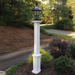 Signature Lamp Post,