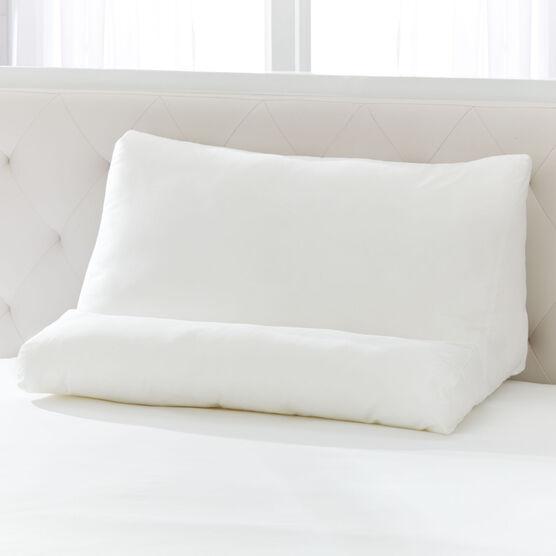 XL Flip Pillow, WHITE