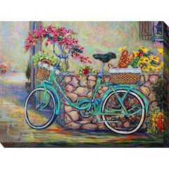The Sweet Life Outdoor Wall Art,