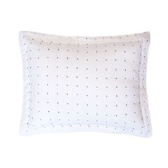 Lucy Cross-Stitch Sham,