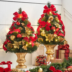 "24""H Tabletop Christmas Tree ,"