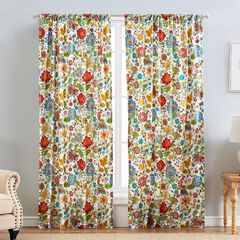 Astoria Curtain Panel Pair by Greenland Home Fashions,