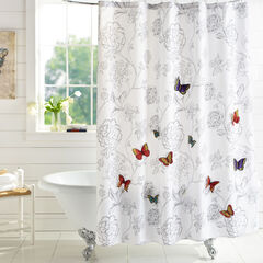 Mariposa Shower Curtain, MARIPOSA